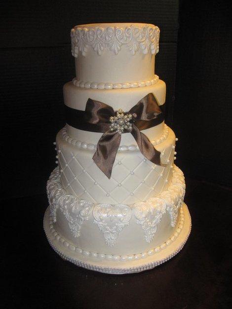 Kissimmee Fl Wedding Cakes