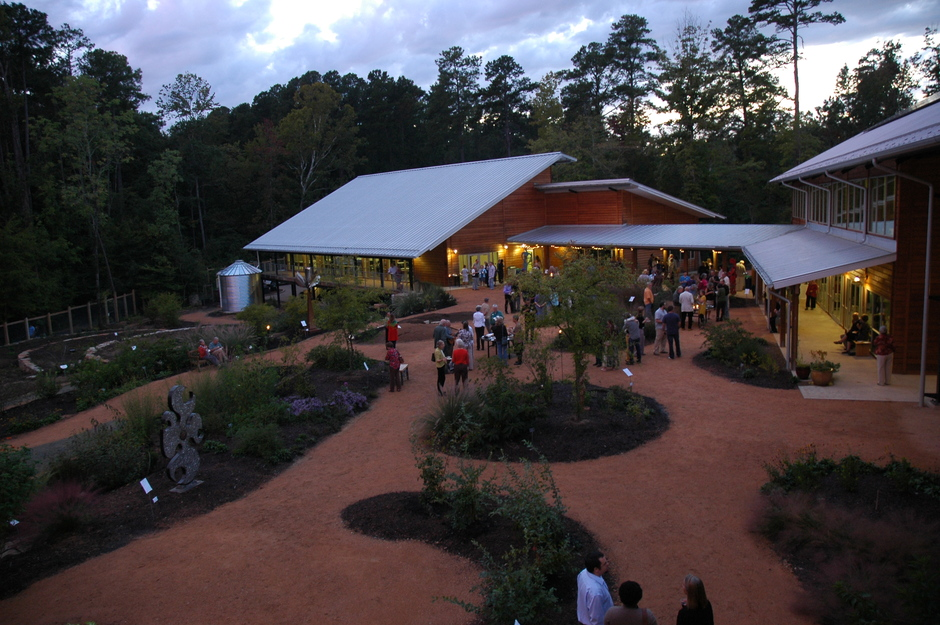Attrayant Reception Location In Chapel Hill   North Carolina Botanical Garden