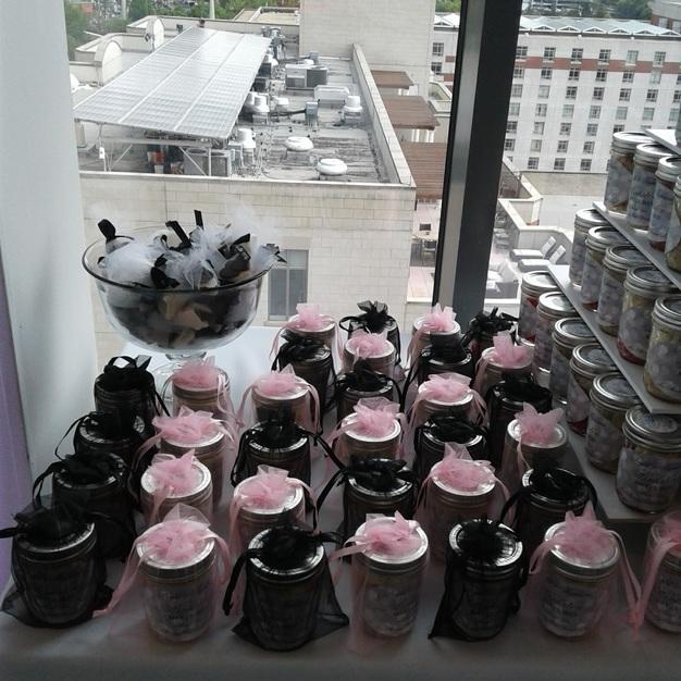 Cake in Braselton - Custom Jar Cakes By Carmen