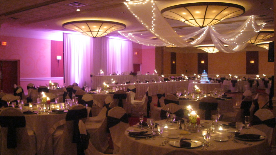 Cleveland Airport Marriott Best Wedding Reception Location In