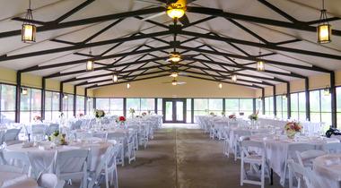 Serendipity farm events llc waterloo wi venue for Terrace 167 wedding venue