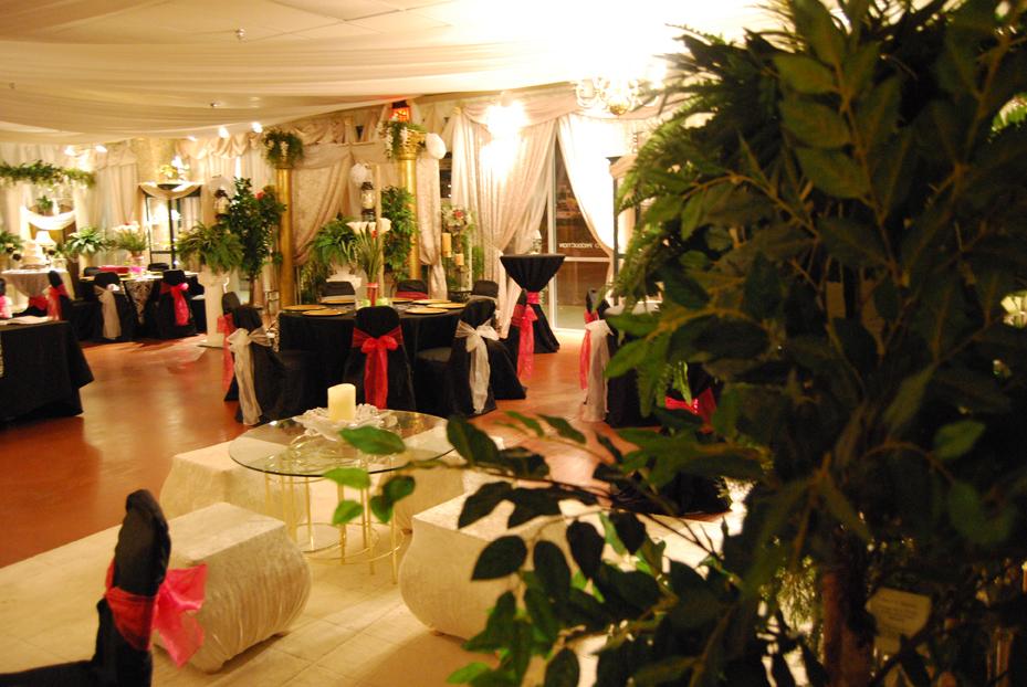 Reception Location in Nashville - Nashville Events by Design