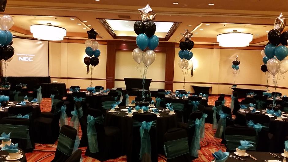 Riverside casino event center capacity