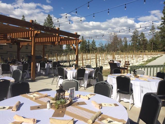 Best Wedding Reception Location Venue In Big Bear Lake