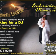 DJ in Virginia Beach - Galactic Events, Inc.