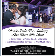DJ in San Antonio - Vega's DJ Services