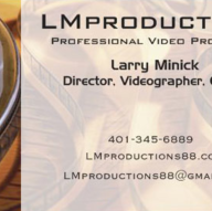 Videographers in Cranston - LMproductions