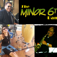 Musicians in Highland - The Minor 6th Band