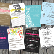 Custom Invites / Favors in Travelers Rest - OhCreativeOne, LLC