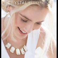 Jewelry in Sterling - Touchstone Crystal by Swarovski