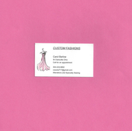 Dress & Apparel in Saint Clairsville - Custom Fashions