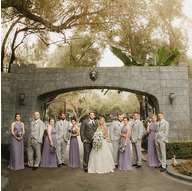 Reception Location Venue in Fallbrook - The Enchanted Forest