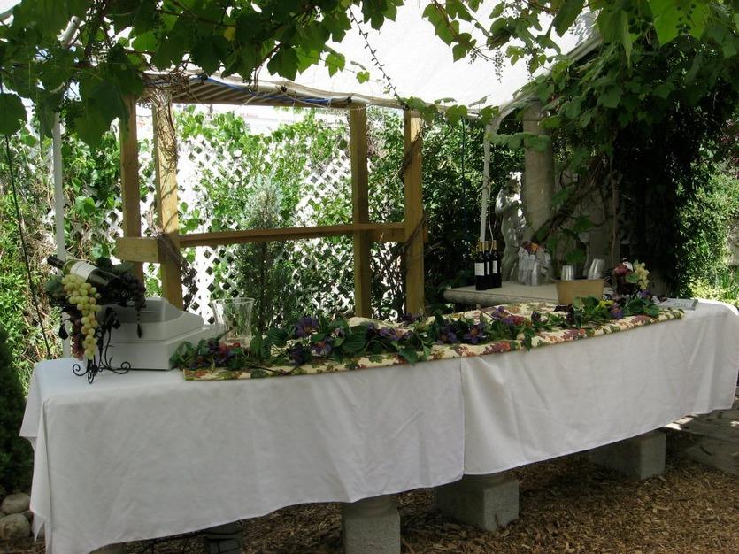 Secret garden best wedding reception location venue in colorado springs for Secret garden colorado springs