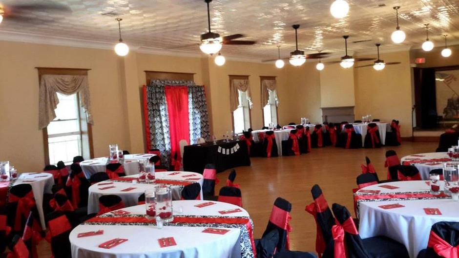 The American Legion Travis Post 76 Best Wedding Reception