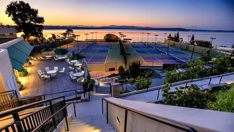 Seattle Tennis Club Best Wedding Reception Location Venue In Seattle
