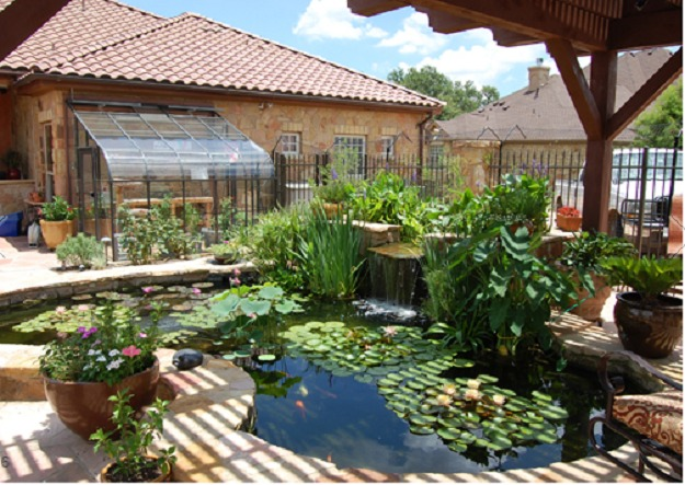 Hill Country Water Gardens U0026 Nursery   Best Wedding Reception Location  Venue In Cedar Park