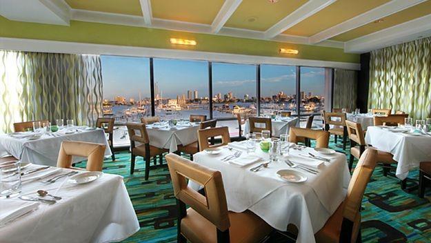 Chart house atlantic city best wedding reception location venue in