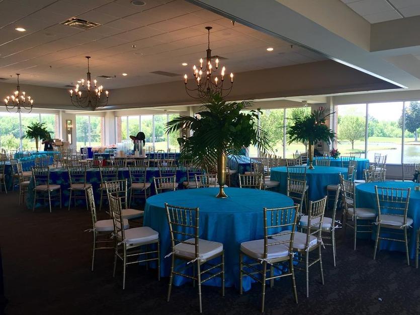 Memphis National Golf Club Best Wedding Reception Location Venue