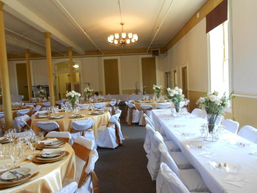The Academy Chapel And Ballroom Best Wedding Reception Location