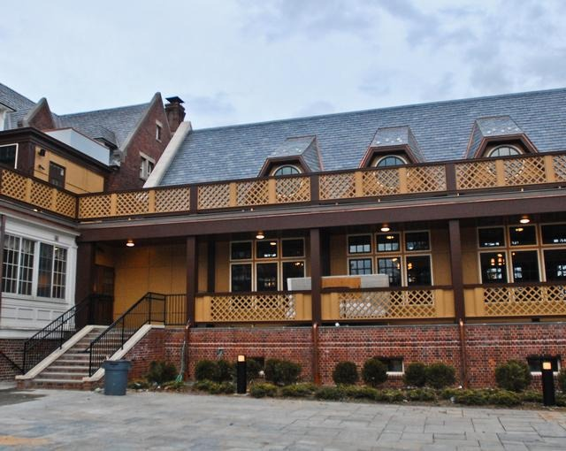 Cap And Gown Club Best Wedding Reception Location Venue In Princeton