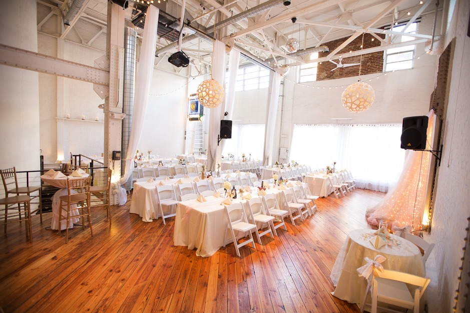 Power Plant Productions Best Wedding Reception Location Venue In