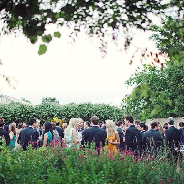 Wedding Reception Austin Tx: Lady Bird Johnson Wildflower Center