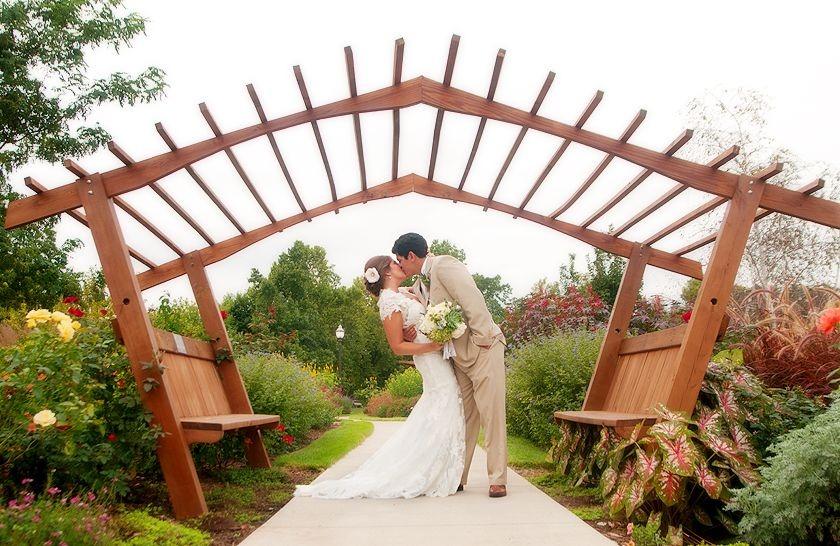 Botanical Garden Of The Ozarks   Best Wedding Reception Location Venue In  Fayetteville