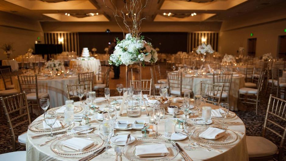 Sheraton Seattle Hotel Best Wedding Reception Location Venue In