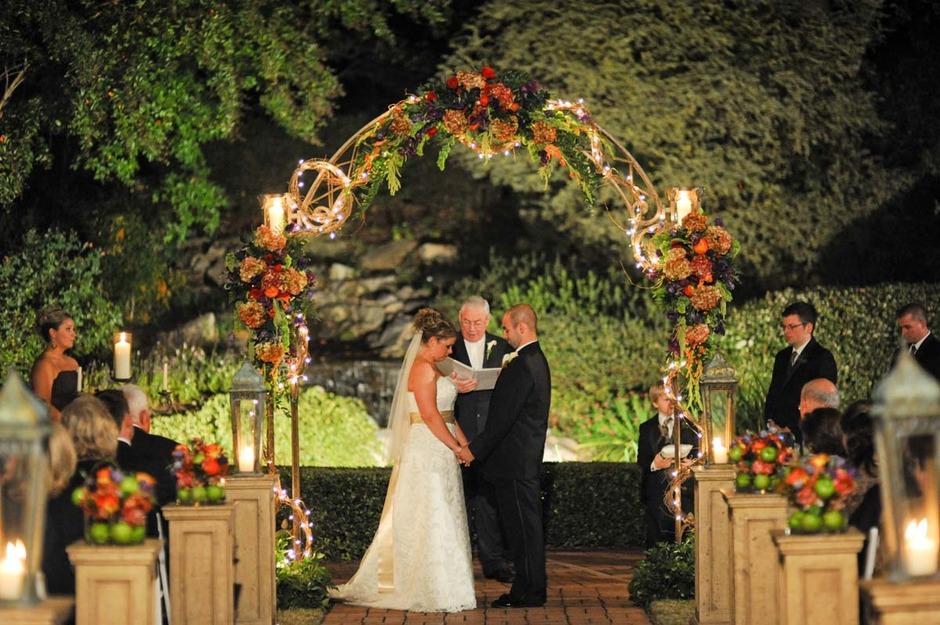 Little Gardens Best Wedding Reception Location Venue in Lawrenceville