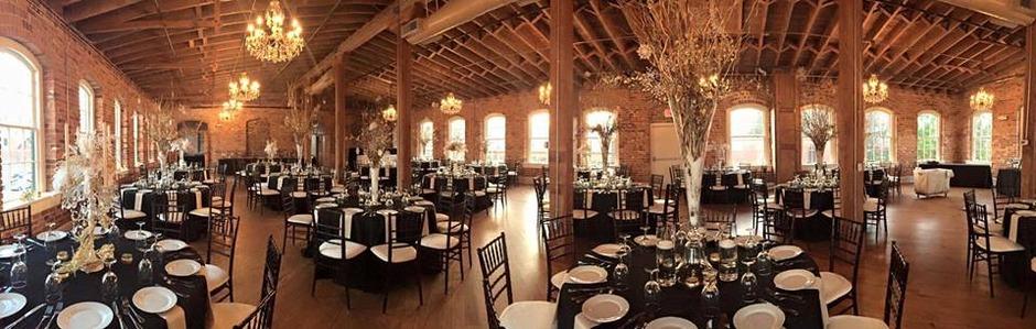 Melrose Knitting Mill Wedding : Melrose knitting mill best wedding reception location