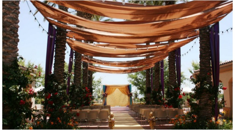 Central Park - Best Wedding Reception Location Venue In Rancho Cucamonga