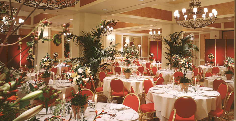 The Marker San Francisco Best Wedding Reception Location Venue In