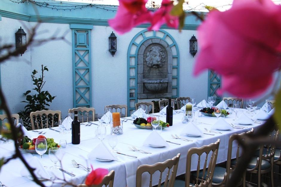 Matteos Restaurant Best Wedding Reception Location Venue In Los