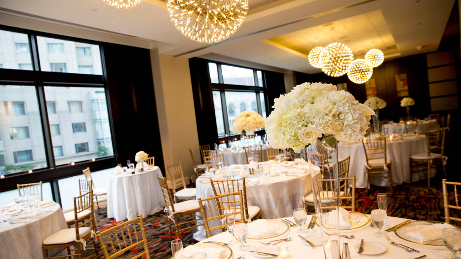The Westin Copley Place Boston Best Wedding Reception Location