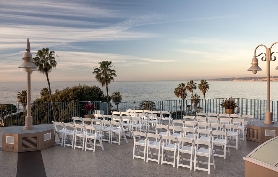 La Jolla Cove Suites Best Wedding Reception Location Venue In La Jolla
