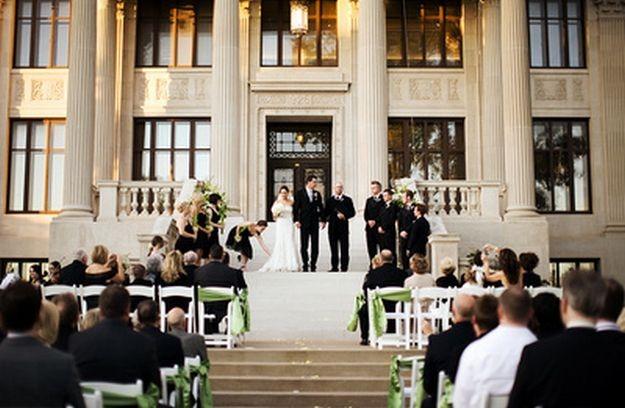 gaylordpickens oklahoma heritage museum best wedding