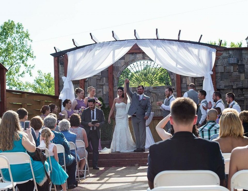 The Wedding Garden Best Wedding Reception Location Venue In Carbondale
