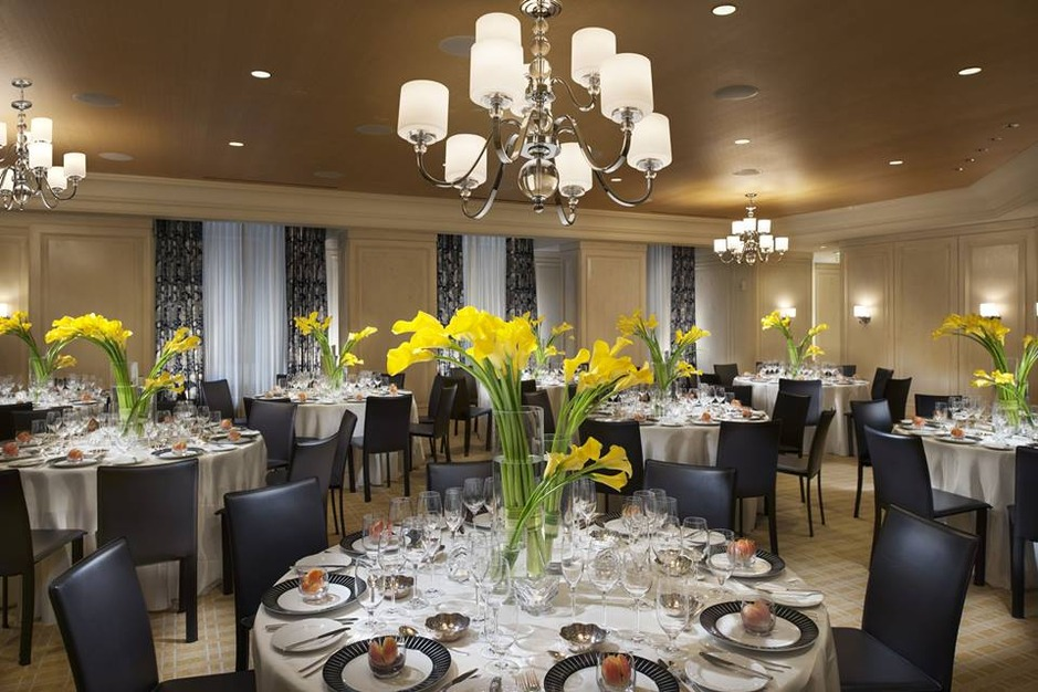 Loews Regency San Francisco Best Wedding Reception Location Venue