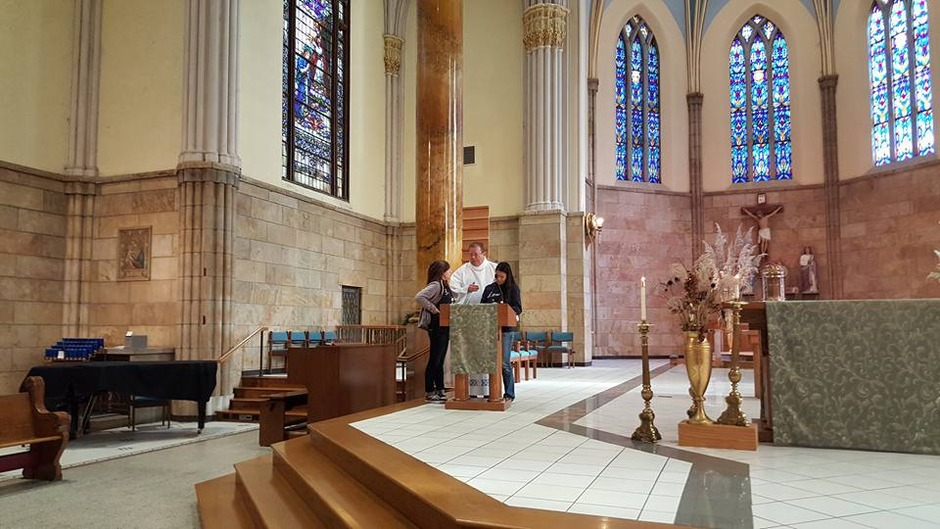 Branson catholic church