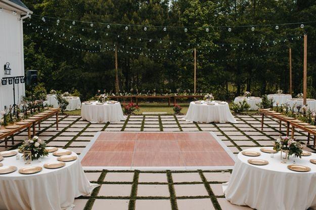 The Bradford Best Wedding Reception Location Venue In New Hill
