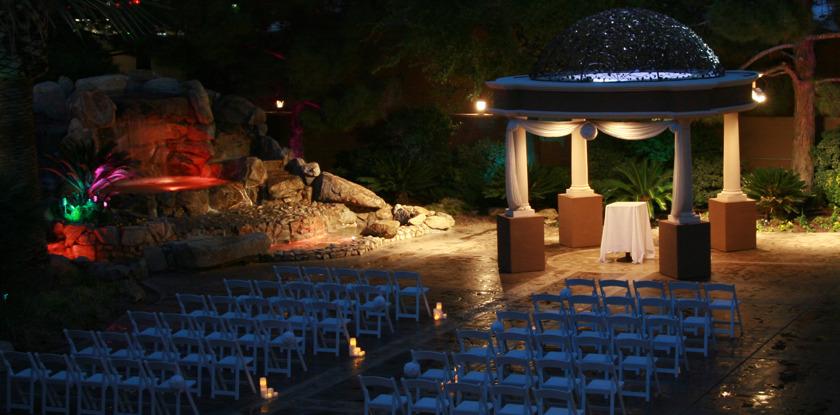 Rainbow Gardens Las Vegas NV Venue Weddingcom