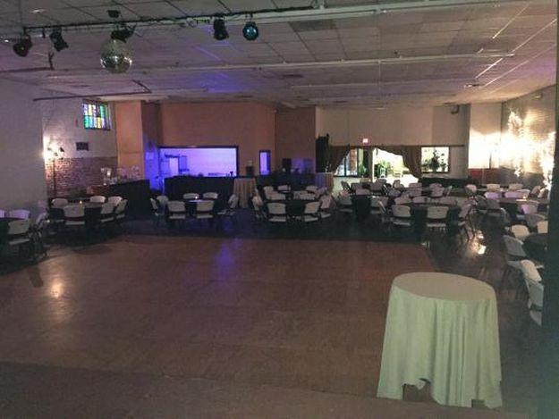 The Main Street Event Center Best Wedding Reception Location Venue