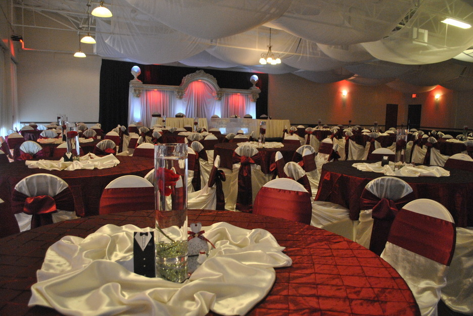The Oasis Ballroom Best Wedding Reception Location Venue In Irving