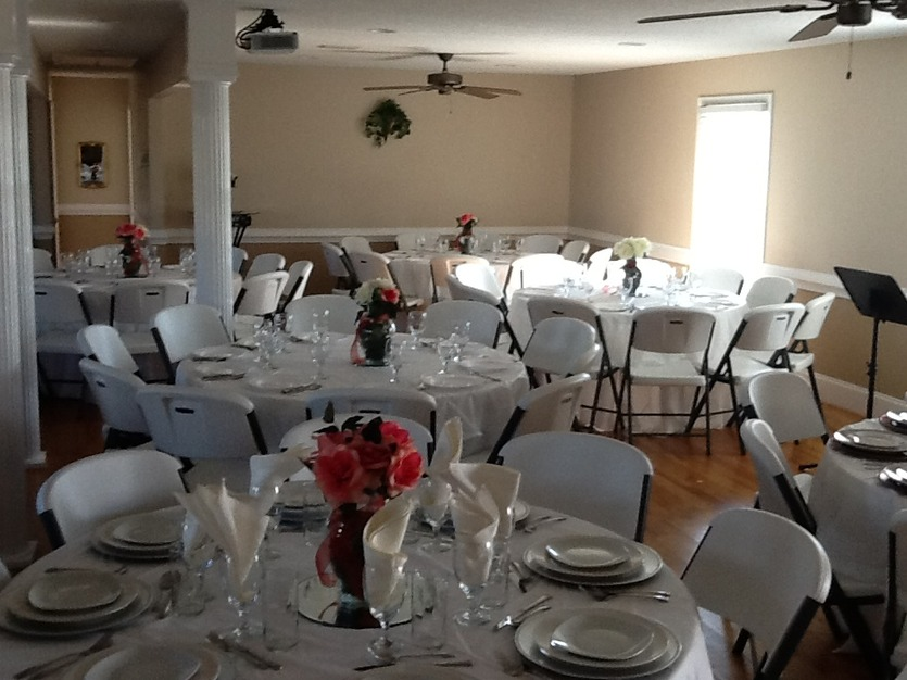 Best Wedding Reception Location Venue In Inman
