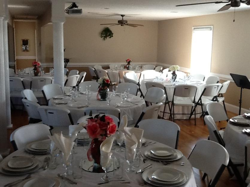 Best Wedding Reception Location Venue In Inman