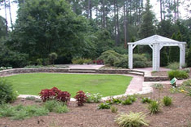 South Carolina Botanical Garden Best Wedding Reception Location Venue In Clemson
