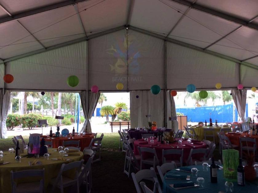 Texas State Aquarium Best Wedding Reception Location Venue In