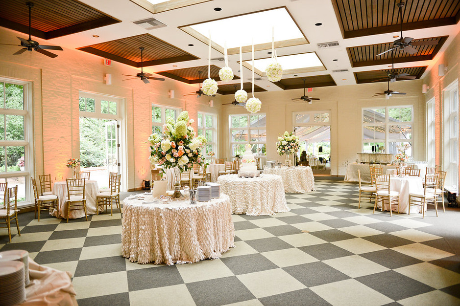 The Dixon Gallery And Gardens Best Wedding Reception Location