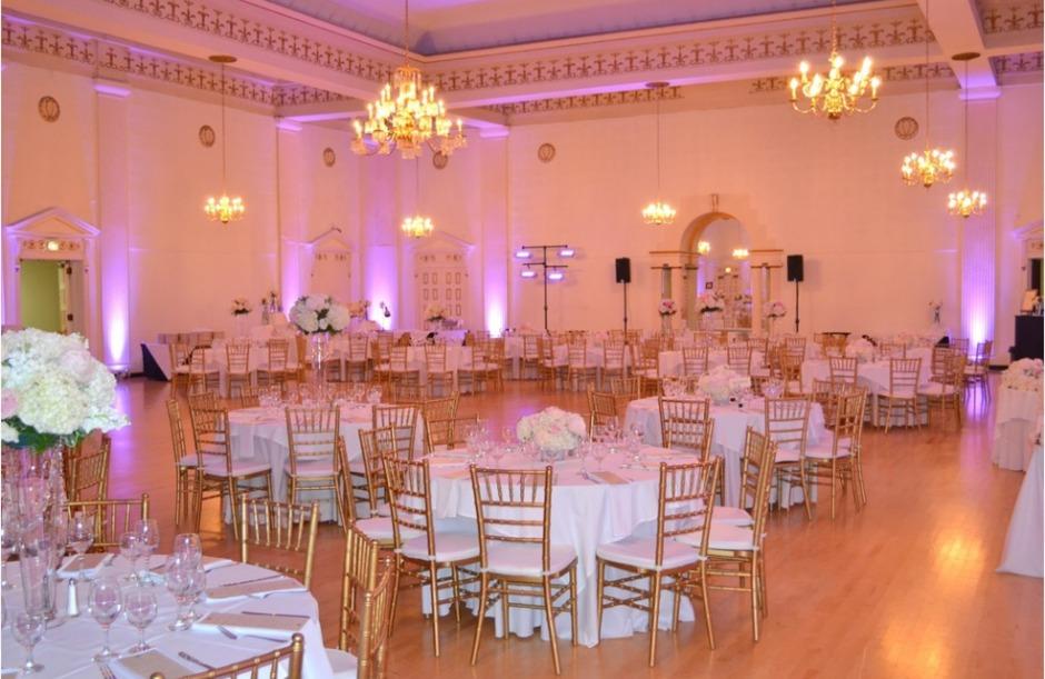 The Melody Ballroom Best Wedding Reception Location Venue In Portland