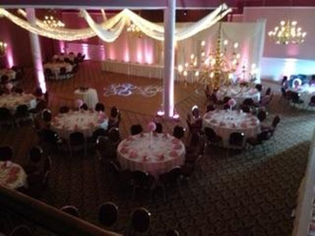 The Frank Jones Center Best Wedding Reception Location Venue In